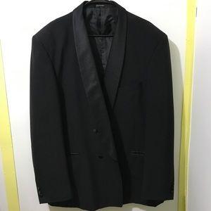 Noir Formal Suit Coat R46 | W40